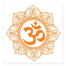 om_ohm_aum_symbol_square_sticker_3_x_3